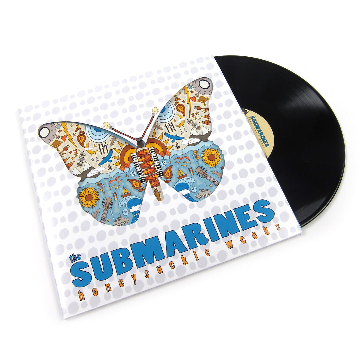 The Submarines: Honeysuckle Weeks Vinyl LP (Record Store Day)