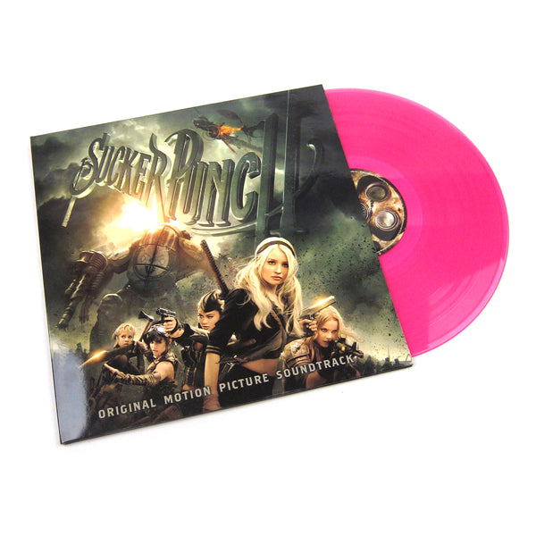Sucker Punch: Sucker Punch Soundtrack (Music On Vinyl 180g, Pink Colored Vinyl) Vinyl LP