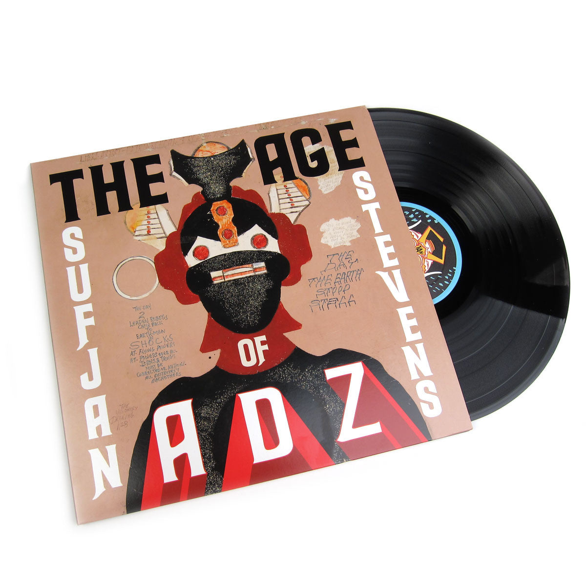 Sufjan Stevens: The Age Of Adz Vinyl 2LP