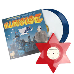 Sufjan Stevens: Illinoise - Special 10th Anniversary Blue Marvel Edition (Colored Vinyl) Vinyl 2LP
