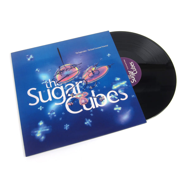 The Sugarcubes: The Great Crossover Potential - Greatest Hits Vinyl 2LP