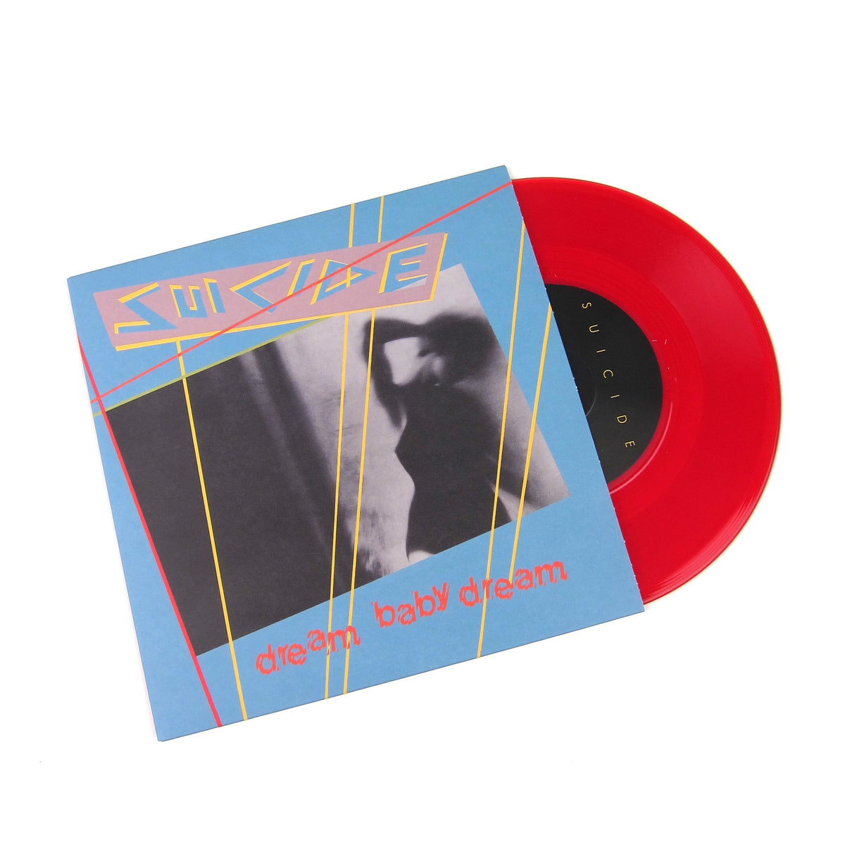"Suicide: Dream Baby Dream Vinyl 7"" (Record Store Day)"