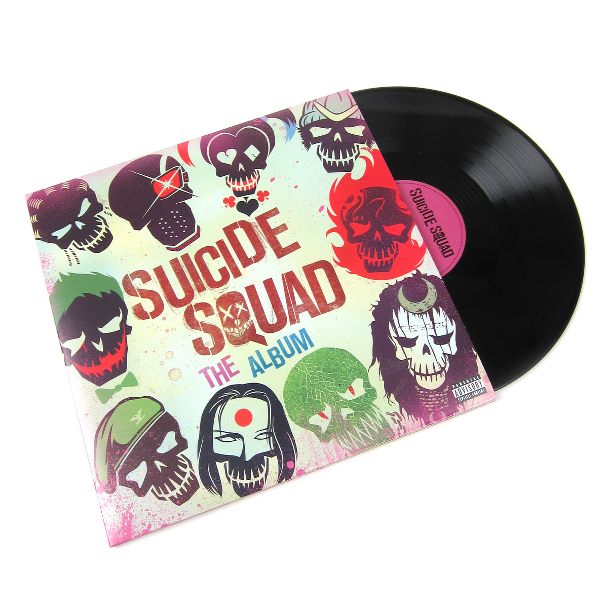 Suicide Squad: Suicide Squad - The Album Vinyl 2LP