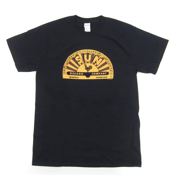 Sun Records: Memphis Logo Shirt - Black