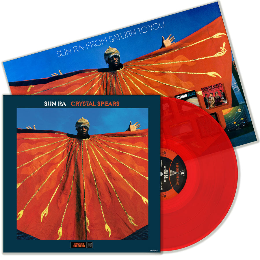 Sun Ra: Crystal Spears (Colored Vinyl) Vinyl LP (Record Store Day)