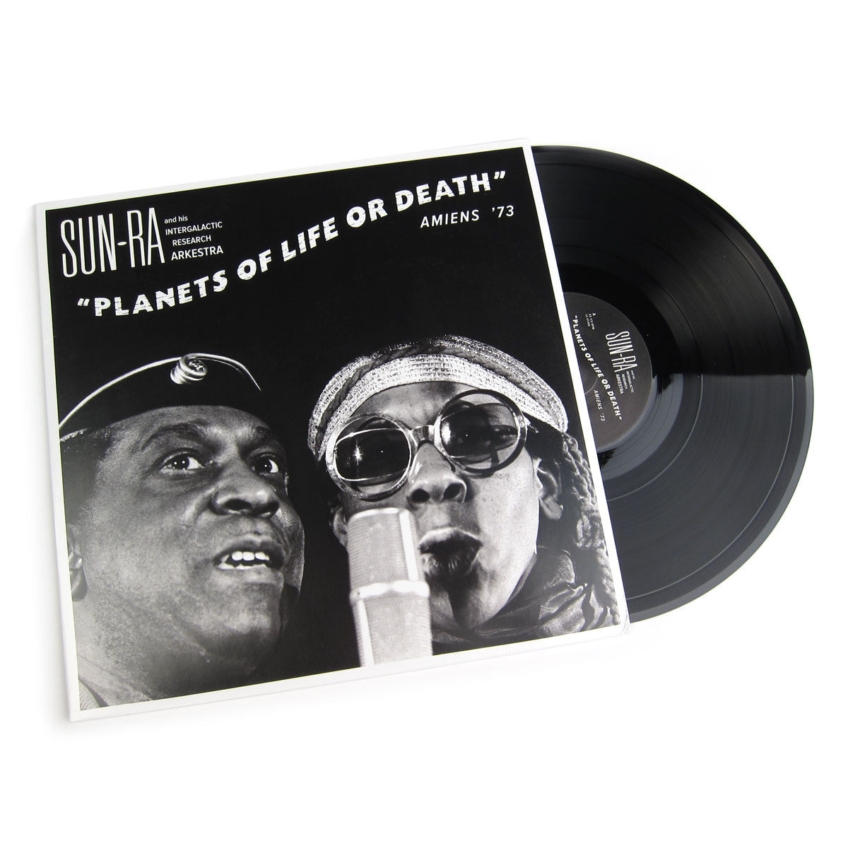 Sun Ra: Planets of Life Or Death: Amiens '73 Vinyl LP (Record Store Day)
