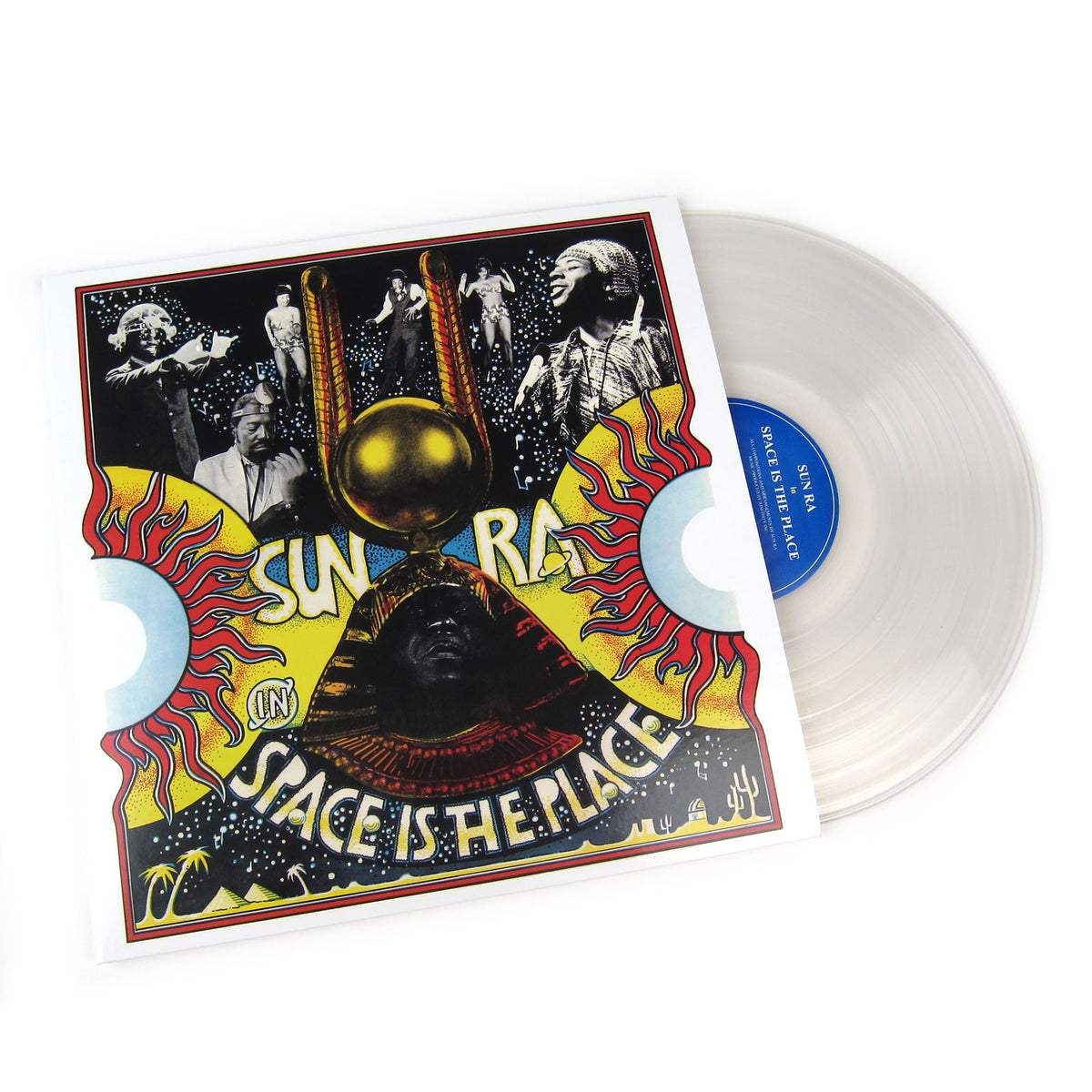Sun Ra: Space Is The Place (Colored Vinyl) Vinyl 2LP