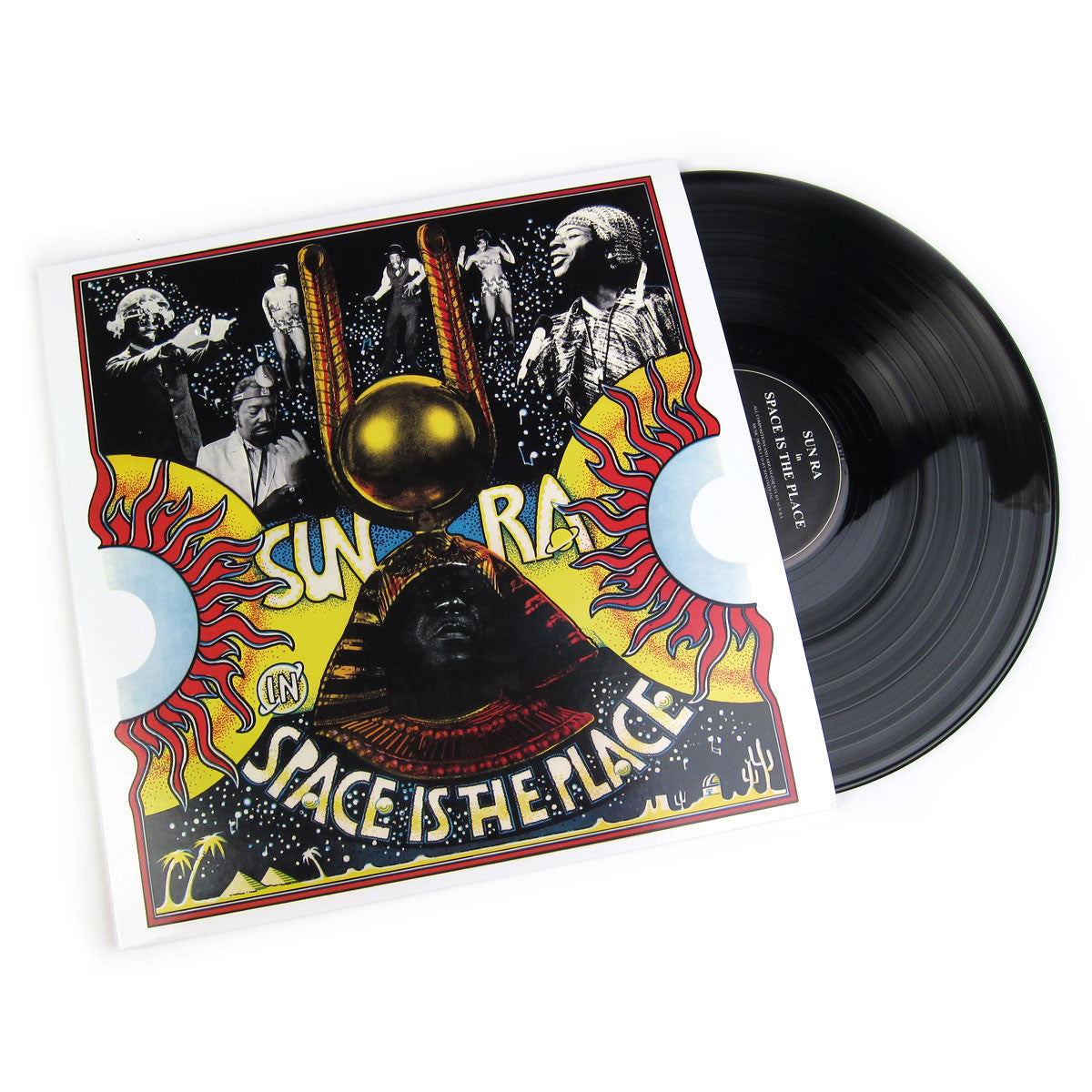 Sun Ra: Space Is The Place (180g) Vinyl 2LP