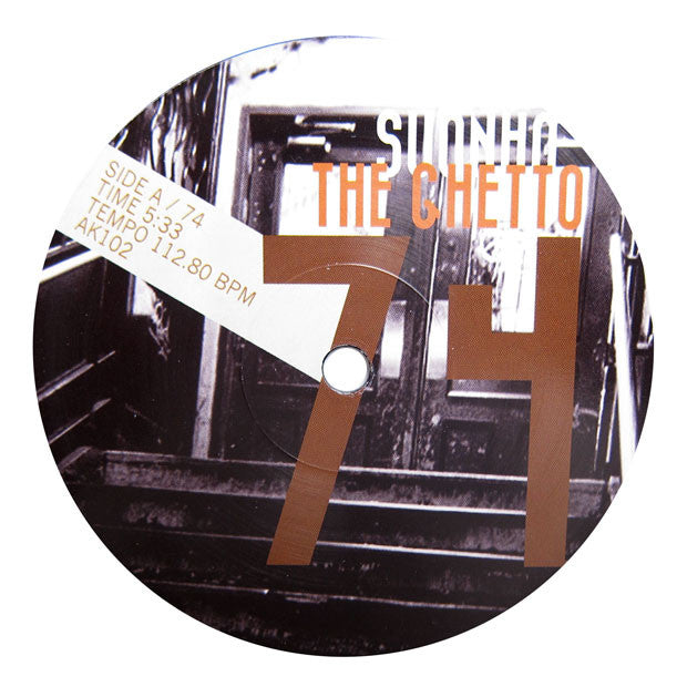 Suonho: The Ghetto 74 & 77 (Leroy Hutson, George Benson) 12""