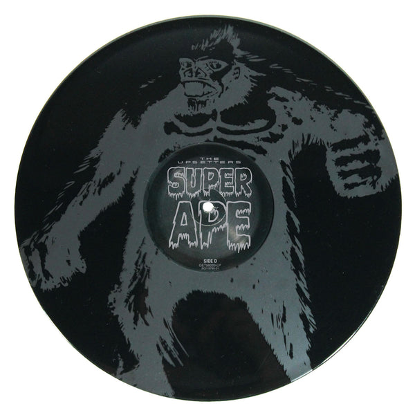 Upsetters Lee Perry Super Ape Deluxe Etched Edition
