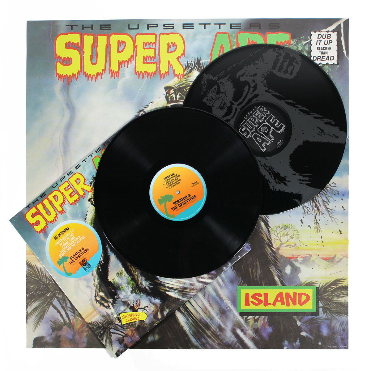 Upsetters: Super Ape - Deluxe Etched Edition 2LP (Record Store Day)