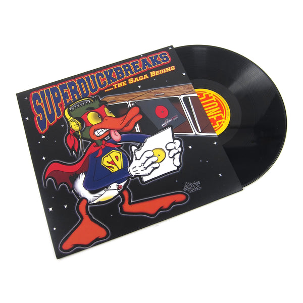 Babu: Super Duck Breaks Vinyl LP