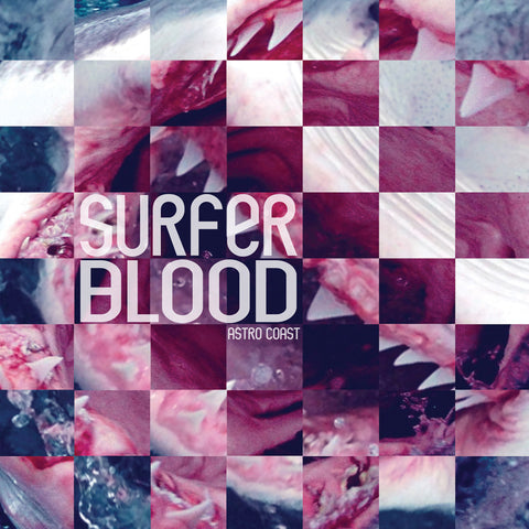 Surfer Blood: Astro Coast (Colored Vinyl) Vinyl LP (Record Store Day)