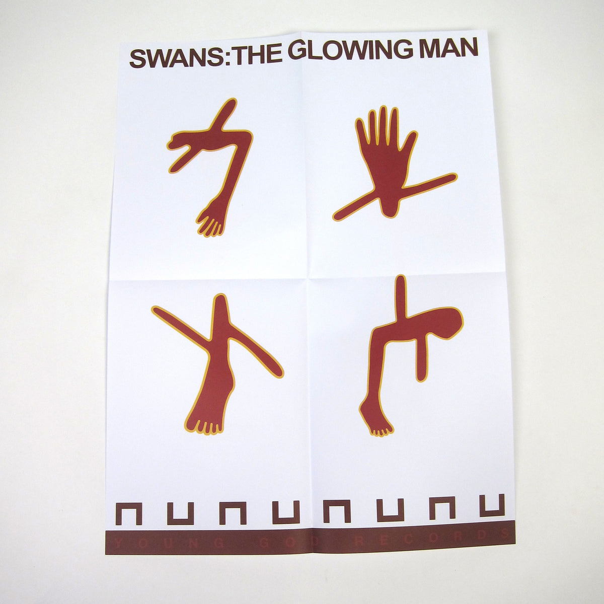Swans: The Glowing Man Vinyl 3LP