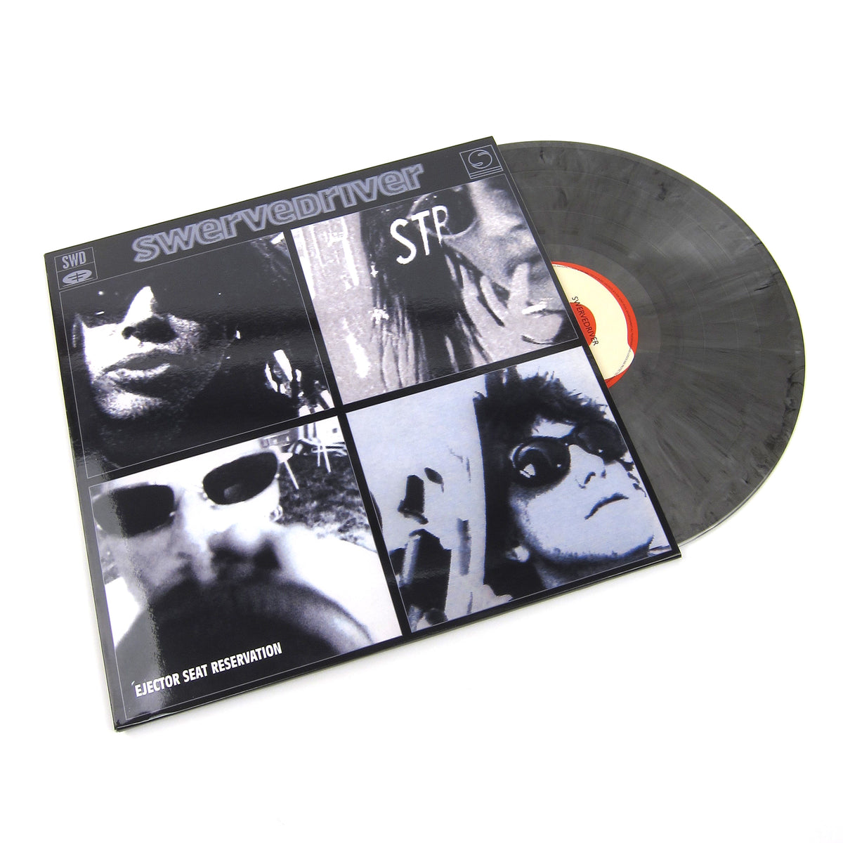 Swervedriver: Ejector Seat Reservation (Music On Vinyl 180g, Colored Vinyl) Vinyl LP+12""