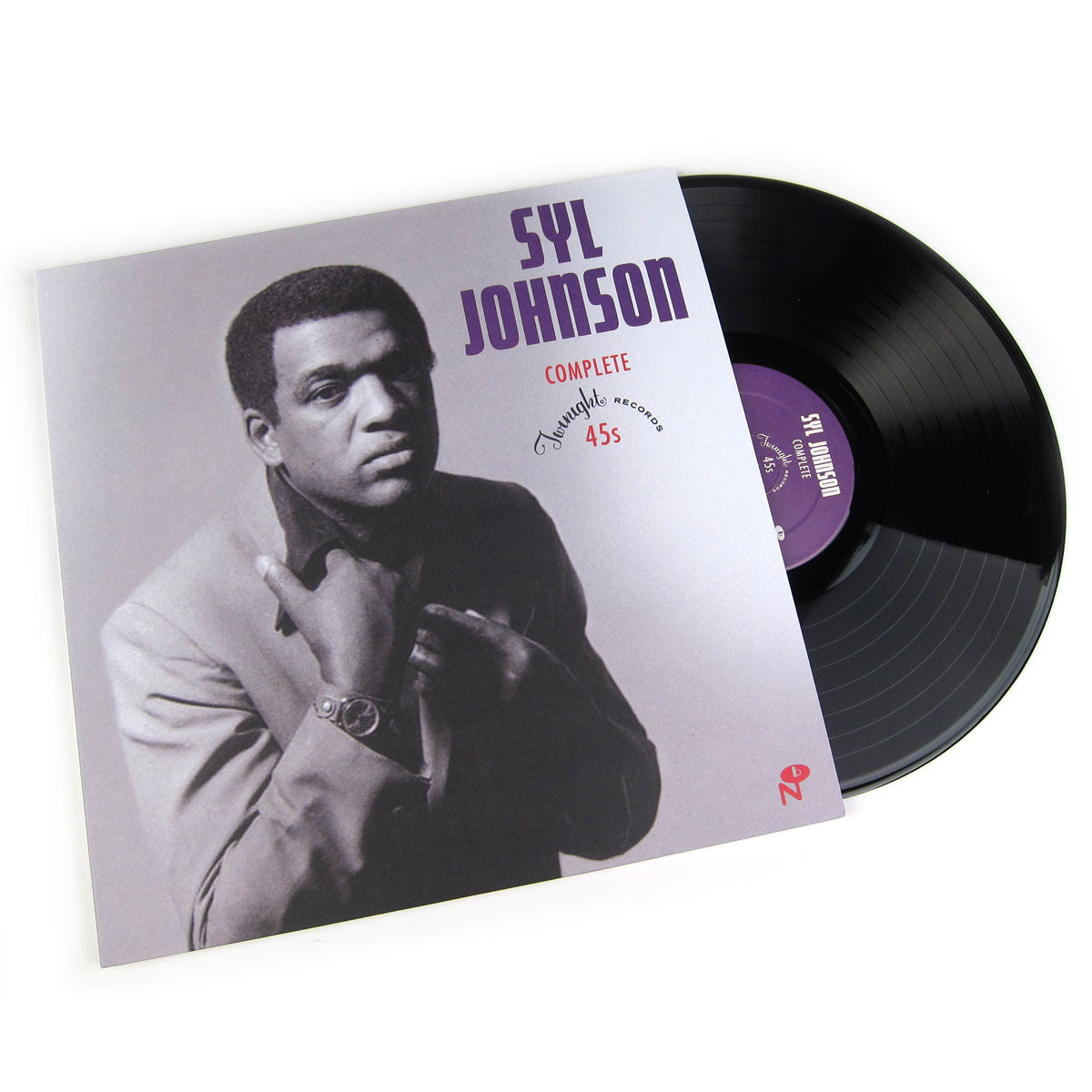 Syl Johnson: The Complete Twinight Singles Vinyl 2LP