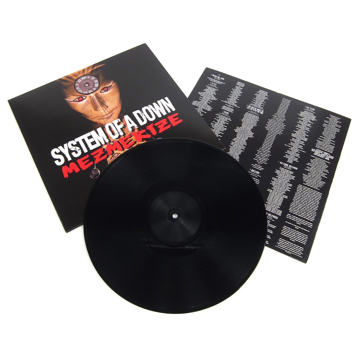 System Of A Down: Mezmerize Vinyl LP