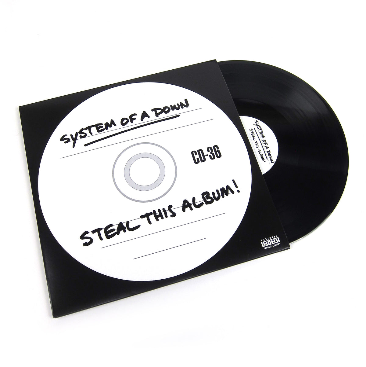 System Of A Down: Steal This Album! Vinyl 2LP