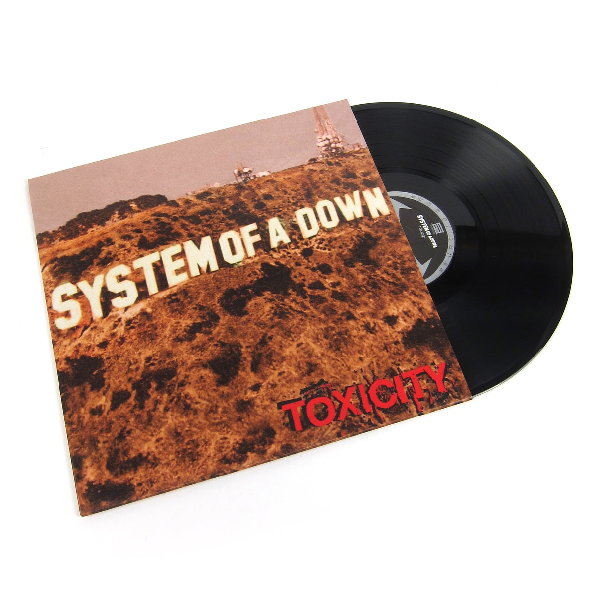 System Of A Down: Toxicity Vinyl LP