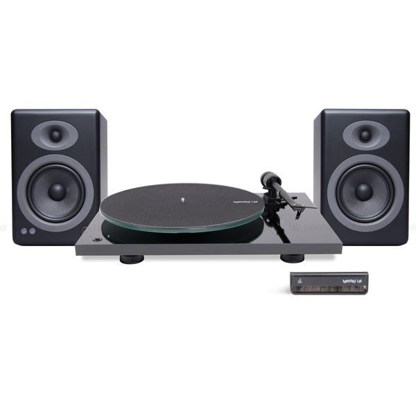 Pro-Ject: T1 Phono SB / Audioengine A5+W / Turntable Package