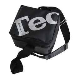 "Technics: Mini Box Bag 7"" Record Bag - Black"