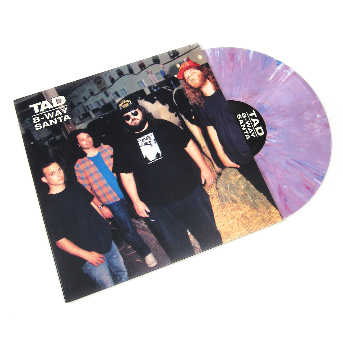 TAD: 8-Way Santa (Loser Edition Colored Vinyl) Vinyl LP