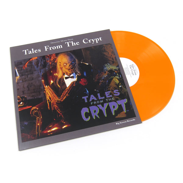 Tales From The Crypt: Original Music From Tales From The Crypt (Colored Vinyl) Vinyl LP