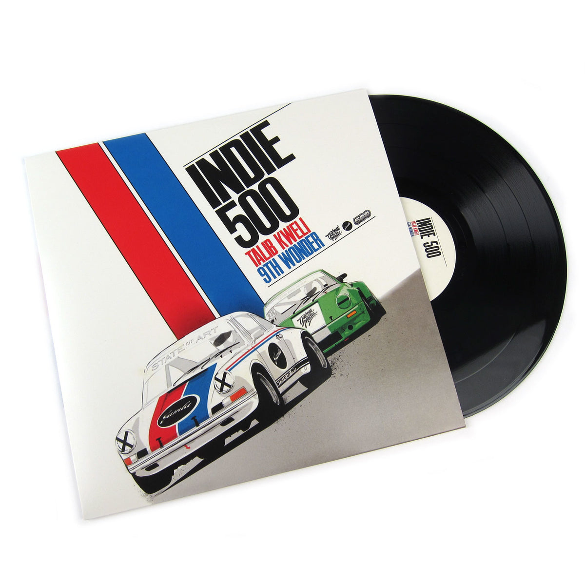 Talib Kweli & 9th Wonder: Indie 500 Vinyl 2LP