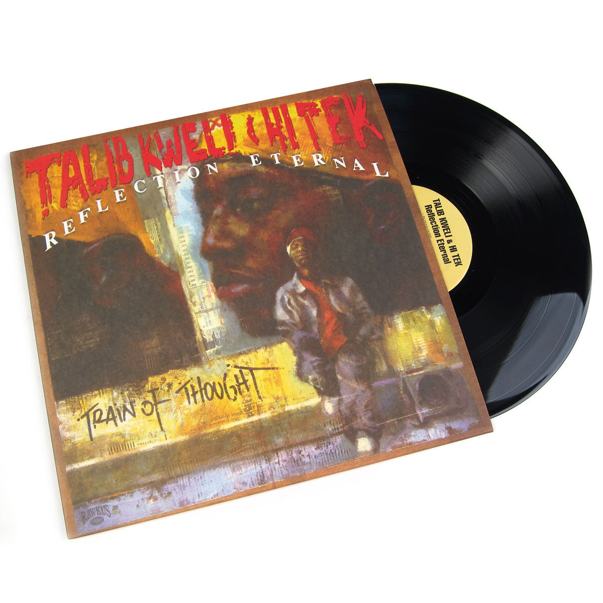 Reflection Eternal: Train Of Thought (Talib Kweli, Hi Tek) Vinyl 2LP