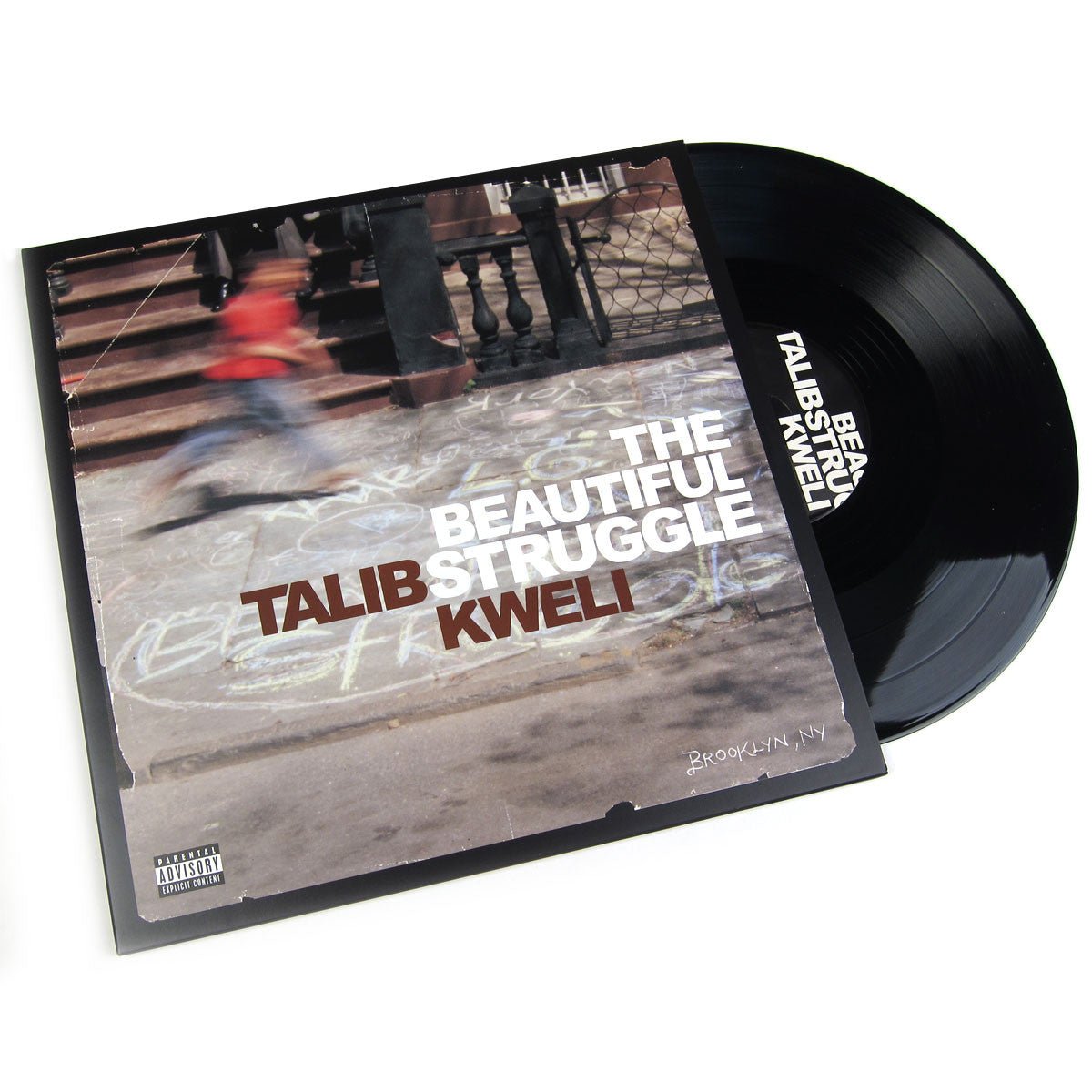 Talib Kweli: The Beautiful Struggle Vinyl 2LP