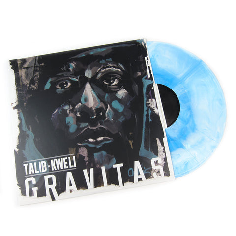 Talib Kweli: Gravitas (Colored Vinyl) Vinyl 2LP