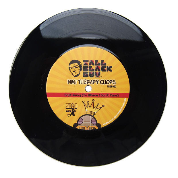 Tall Black Guy: Mini Therapy 2 (Al Jarreau, Sigur Ros) 7""