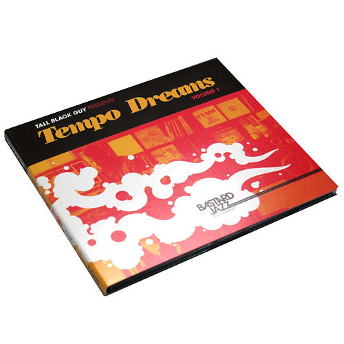 Tall Black Guy: Tall Black Guy Presents Tempo Dreams Vol. 1 CD