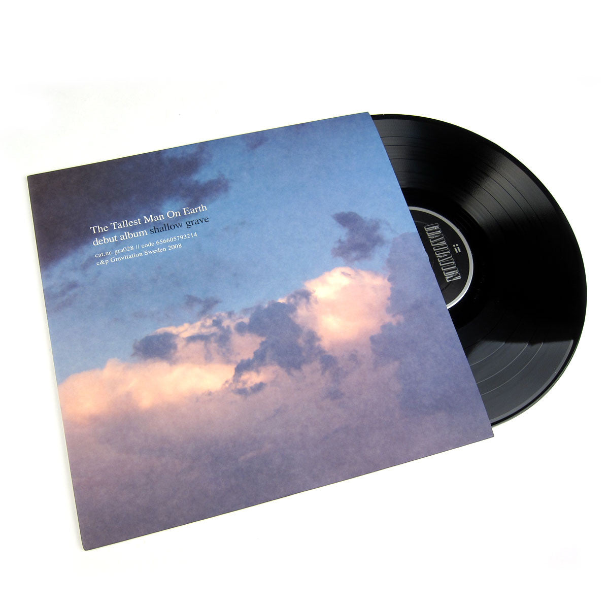 The Tallest Man On Earth: Shallow Grave (Free MP3) Vinyl LP