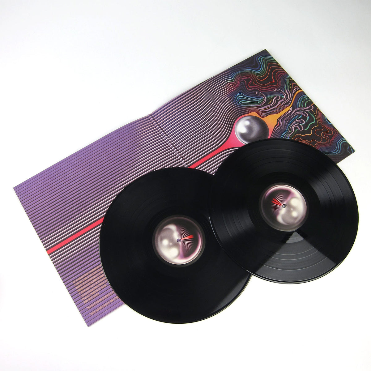 Tame Impala: Currents Vinyl 2LP