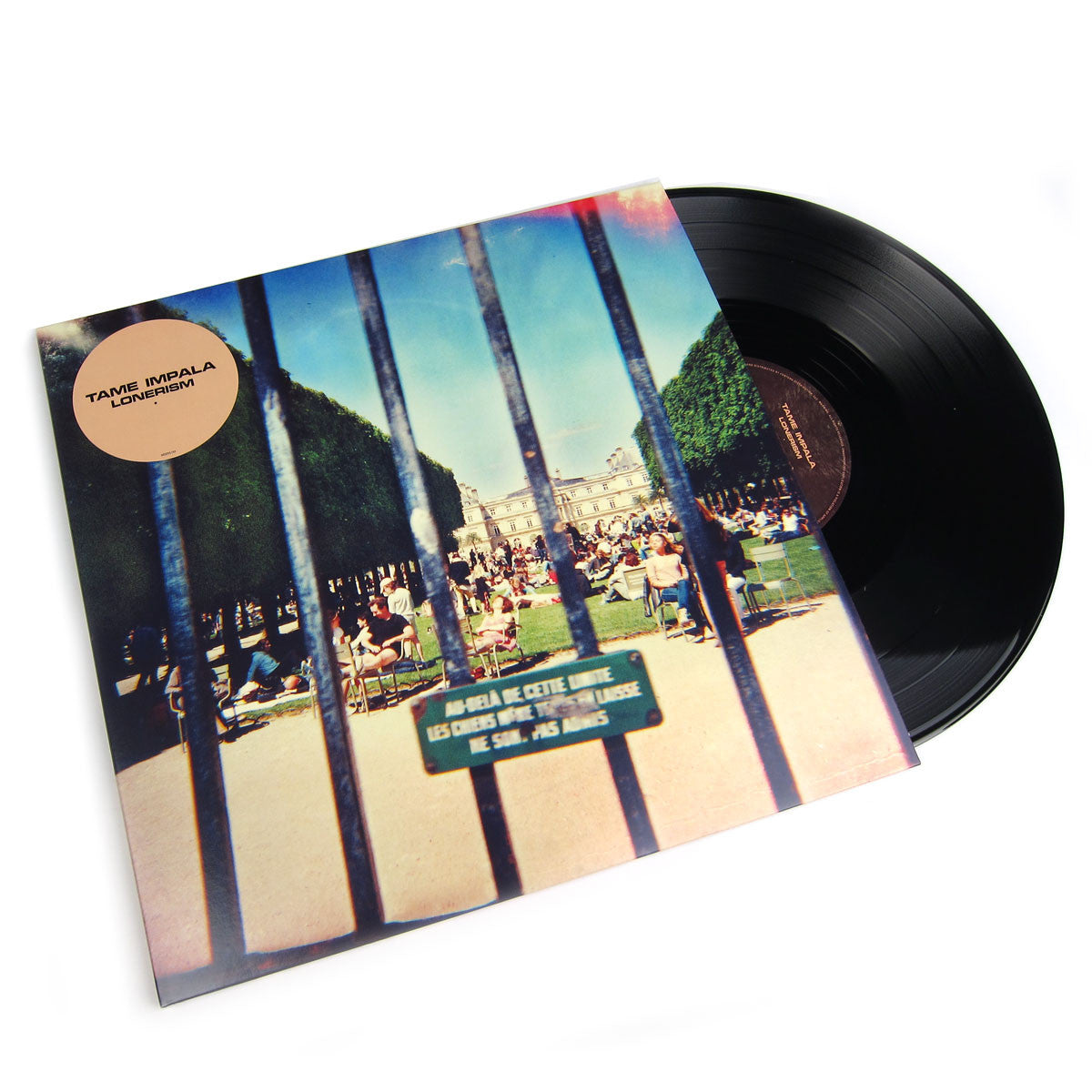 Tame Impala: Lonerism Vinyl 2LP