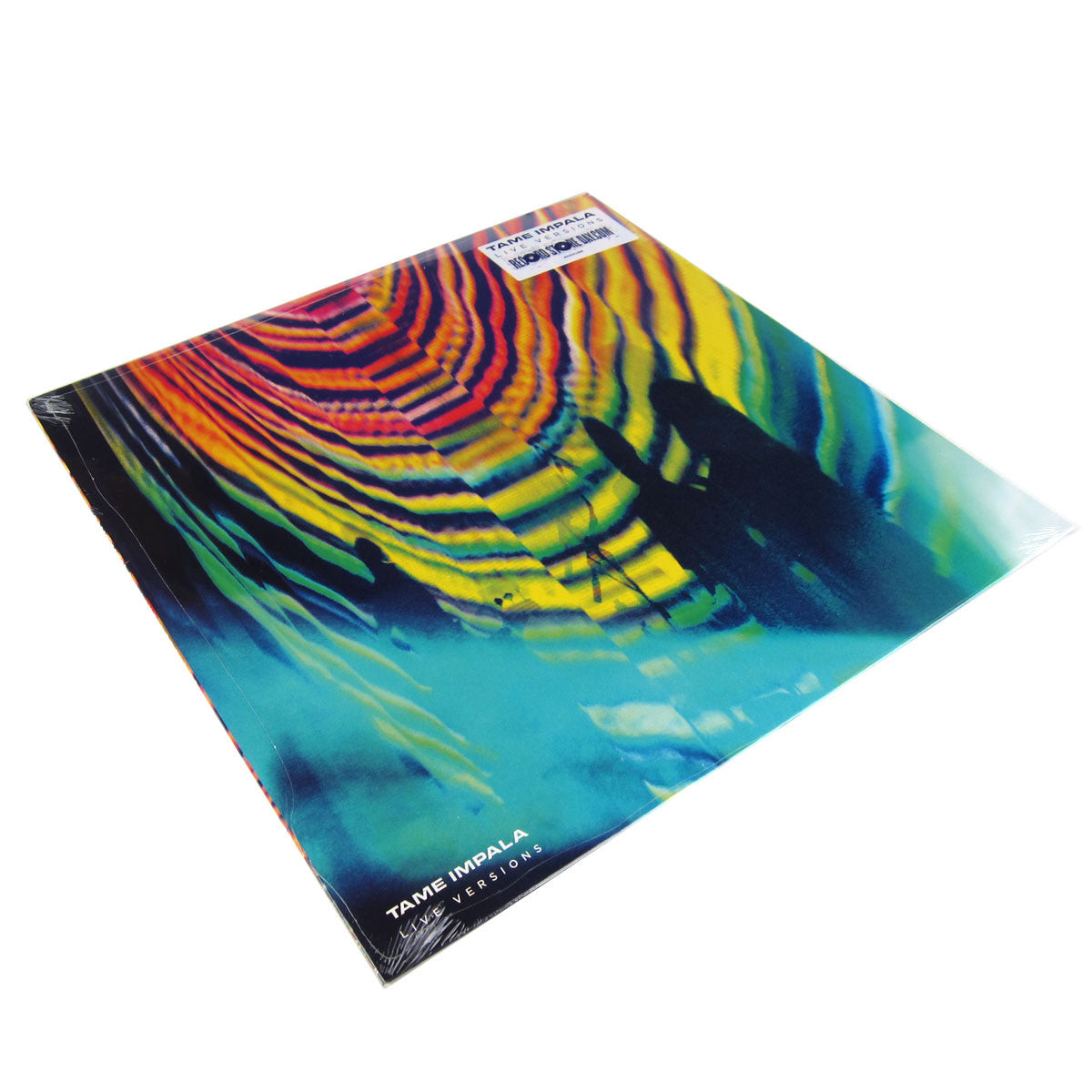 Tame Impala: Live Versions Vinyl LP (Record Store Day 2014)