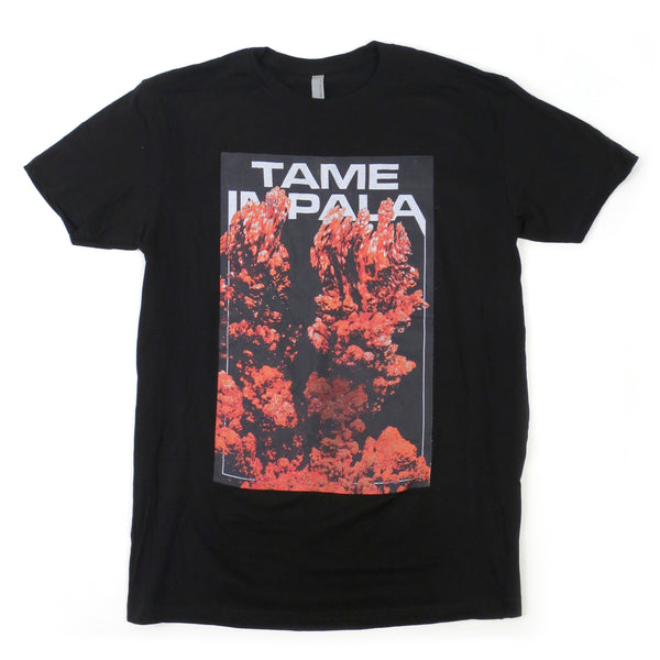 Tame Impala: Smoke Shirt - Black