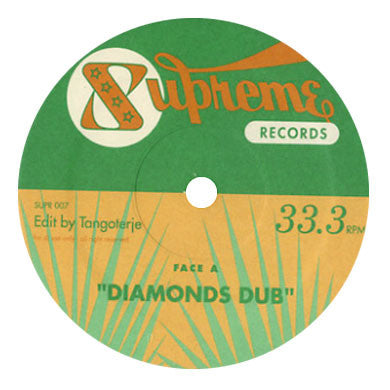 Tangoterje: Diamonds Dub (Paul Simon, Curtis Mayfield) 12'
