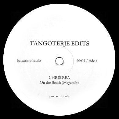 Tangoterje: On The Beach / Belladonna 12""