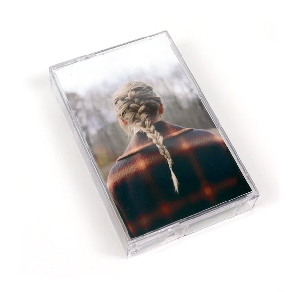 Taylor Swift: Evermore Cassette