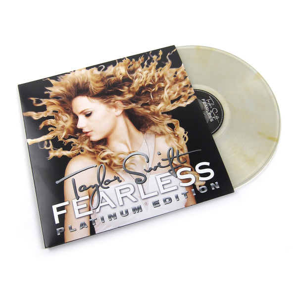 Taylor Swift: Fearless Platinum Edition (Colored Vinyl) Vinyl LP (Record Store Day)