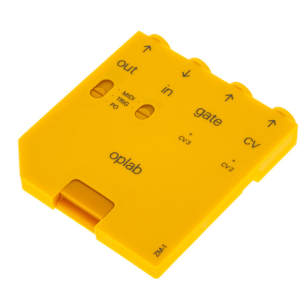 Teenage Engineering: Oplab Connectivity Module for OP-Z
