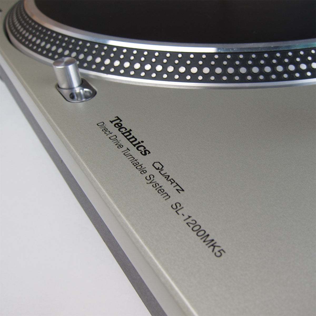 Technics: SL-1200MK5 Turntable - MCC Refurbished light