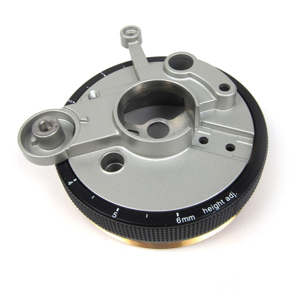 Technics: Tonearm Base for Technics 1200 MK2 / MK5 / M3D (RFKN1200MK2A)