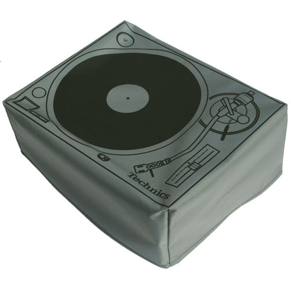 Technics: Turntable Deck Cover - Grey