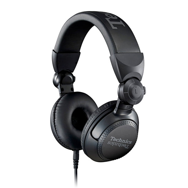 Technics: EAH-DJ1200 DJ Headphones - Black