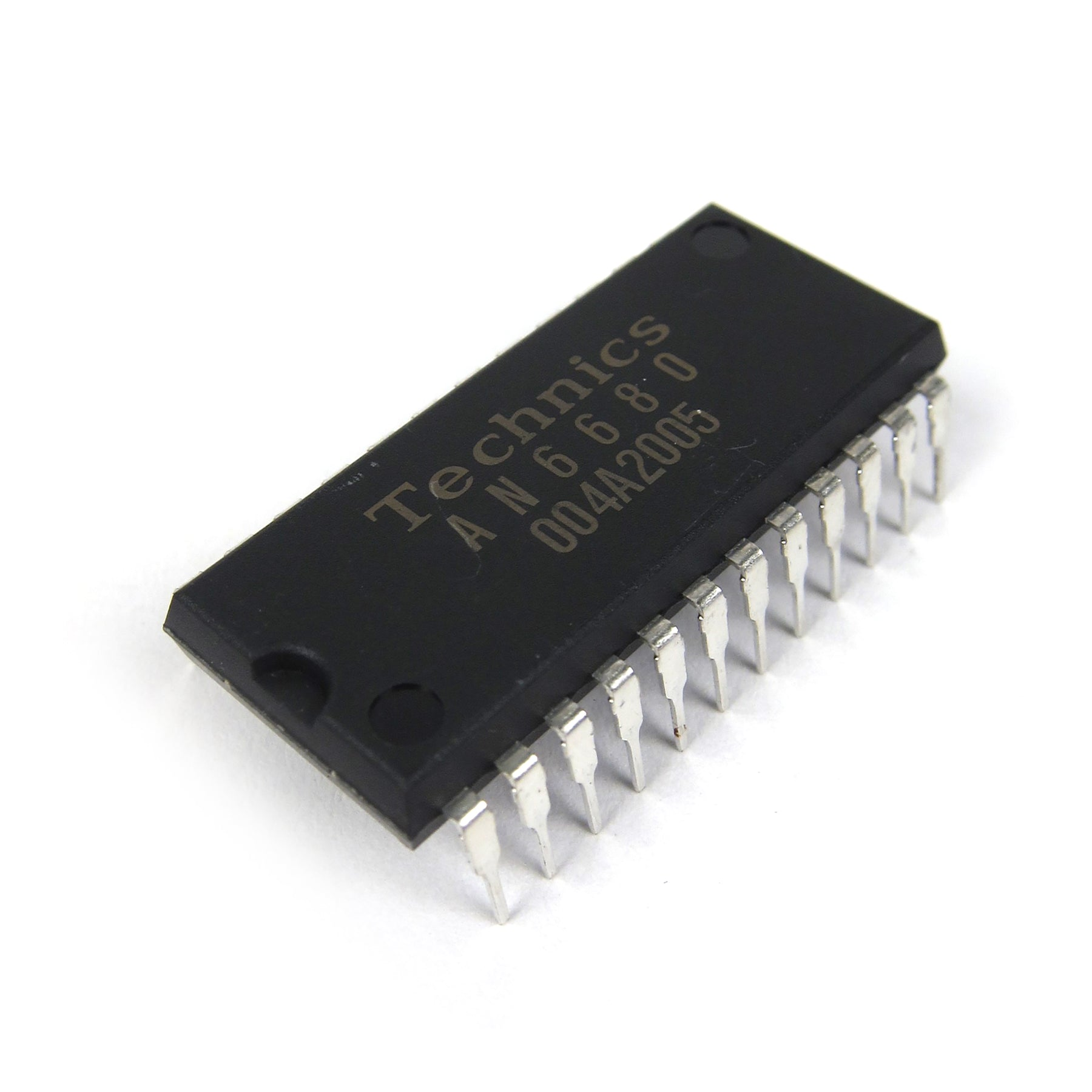 Technics Integrated Circuit Control Chip For 1200 An6680