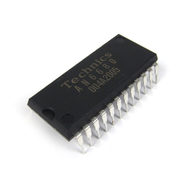 Technics: Integrated Circuit Control Chip for Technics 1200 (AN6680)