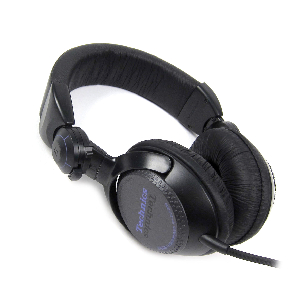 Technics: RP-DJ1200E-K Headphones - Black